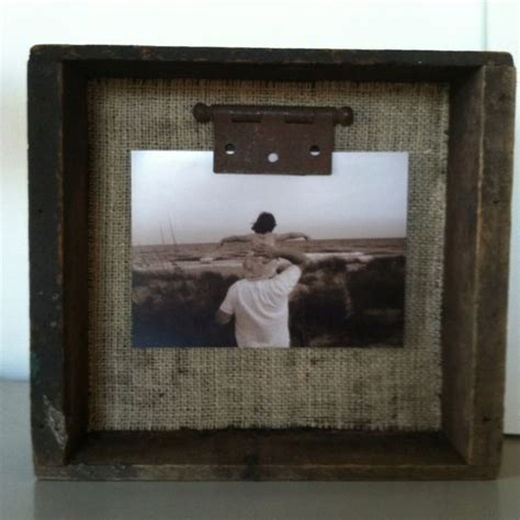 repurposed vintage picture frames