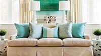 pillows for sofa How To Arrange Sofa Pillows - Southern Living
