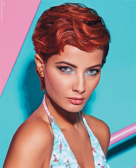 Gel Hairstyles For Medium Hair by Hairstyle With Finger Waves And Gel Styling