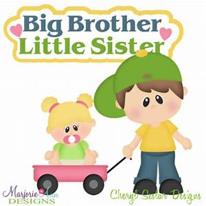 Big Brother Little Brother Clipart - Clipart Suggest