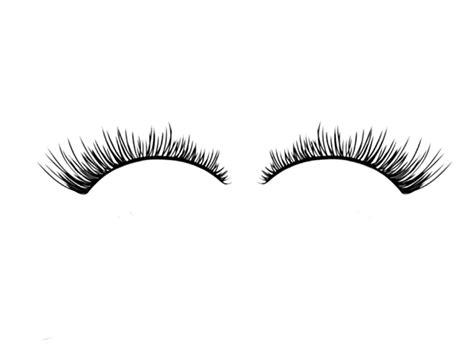 eyelash template png eyelash 3 by moonglowlilly on deviantart