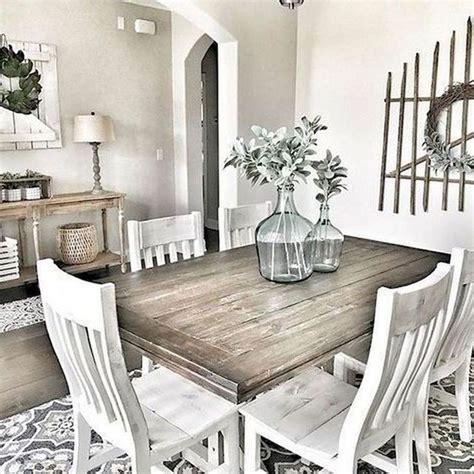 popular farmhouse dining room design ideas trend