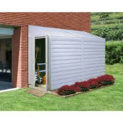 arrow 4 x 10 yardsaver storage building lawn garden