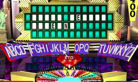 fortune wheel game pc version