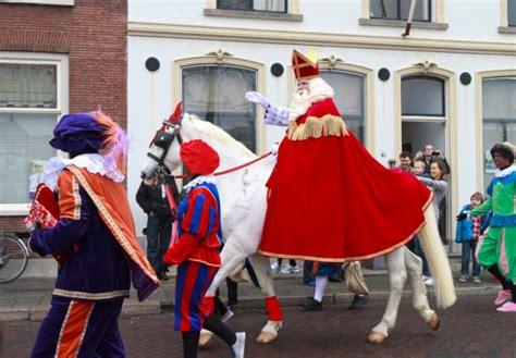 St Nicholas' Eve/sinterklaas In The Netherlands