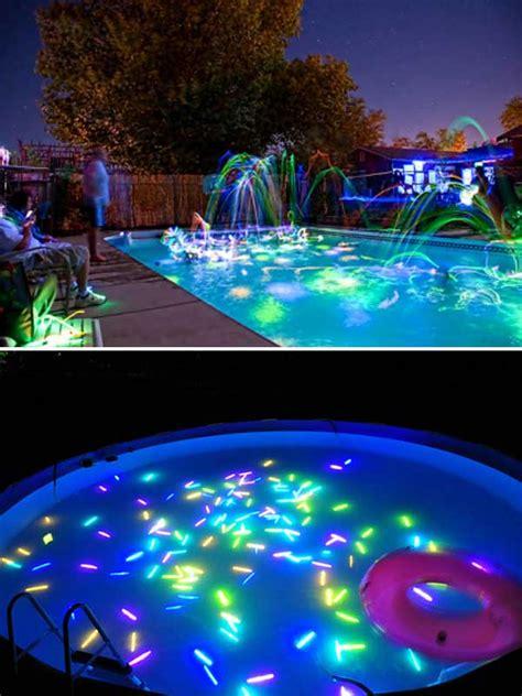 top  easy  fun ideas  glowing sticks