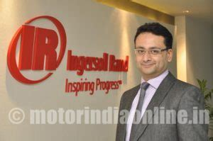 amar kaul appointed chairman of ingersoll rand board