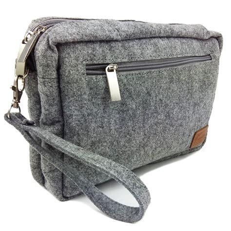 männer tasche klein venetto herren brieftasche aus filz handgemacht f 252 r