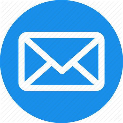 15175 email icon png iconfinder social messaging ui color and lines 1