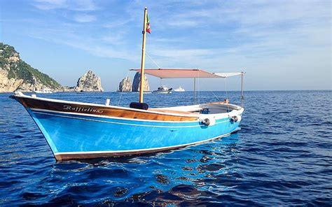 Capri Blue Boats on Capri. Explore the most beautiful ...
