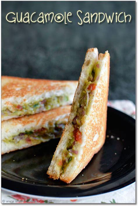 avocado bread sandwich recipe guacamole sandwich