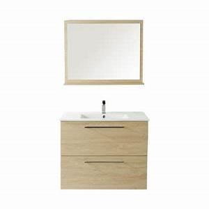 Implantation Salle De Bain : meuble de salle de bains castorama ~ Dailycaller-alerts.com Idées de Décoration