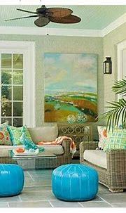 Covered Lanai | Lanai design, Lanai decorating, House with ...