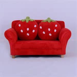 sofa kinder kinder kleinkinder sofa lounge erdbeere doppelsitz kinder sofa rot oder rosa farbe in