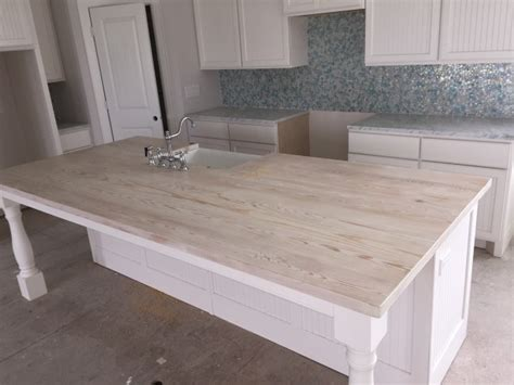 wood block countertop 10 white countertops you can yourself