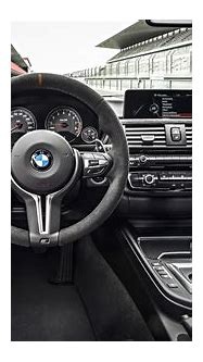 2016 BMW M4 GTS - Interior - 2 - 2560x1600 - Wallpaper