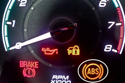Dashboard Warning Light Guide