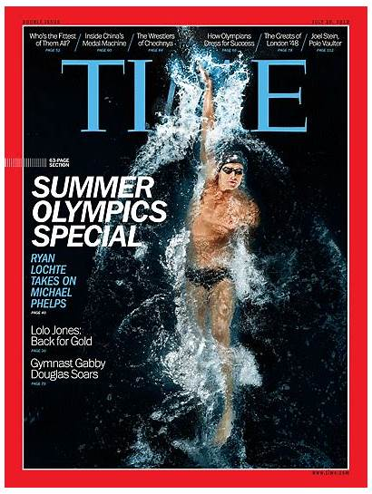 Magazine Covers Olympics Summer Ryan Special Olympic