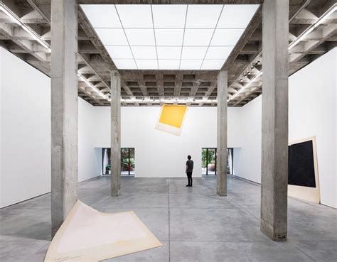 riestra arnaud werz renovate omr art gallery  mexico city