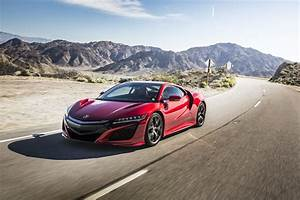 2017 Acura NSX Reviews and Rating   Motor Trend  Acura
