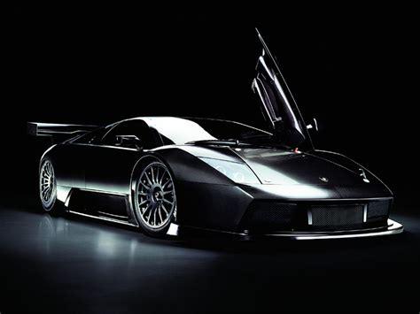 Black Lamborghini Hd Wallpapers by Hd Car Wallpapers Black Lamborghini