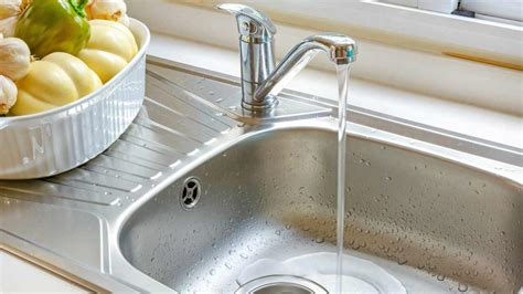 how to restore a copper sink water coming back up kitchen sink plumbing sink into