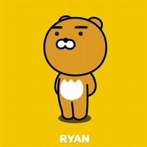 Made In Korea Thursday: Kakao Friends Character Ryan • Kpopmap