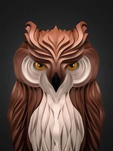 Vectoriales Photoshop Increíbles Ilustraciones Vectoriales De Animales Mundo Feliz