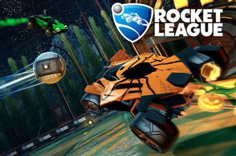 rocket league halloween update countdown crate item