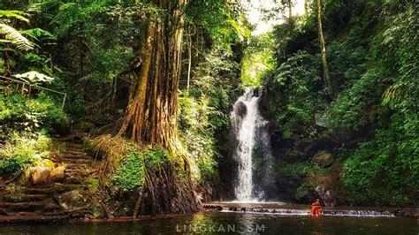 keindahan wisata alam curug putri dan palutungan cirebon