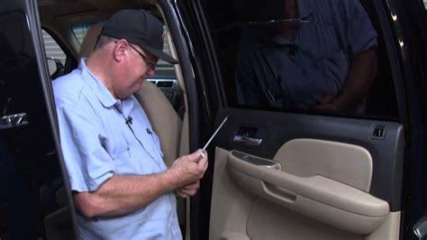 automotive door panel removal    gm truck