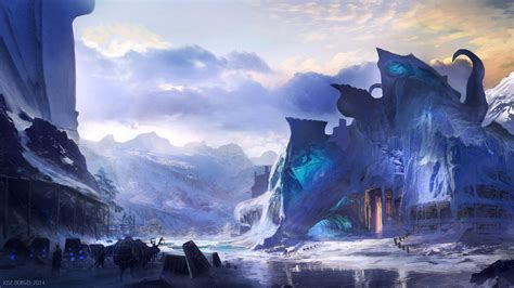 icy outpost  whatzitoya  deviantart