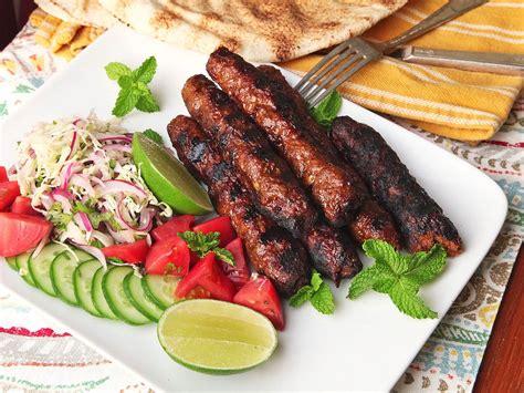 kebab recipe the story the origin of seekh kebab is as