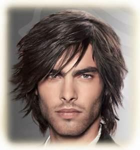 Coupe Cheveux Homme Long : coupe cheveux homme mi long coupe de cheveux homme ~ Mglfilm.com Idées de Décoration