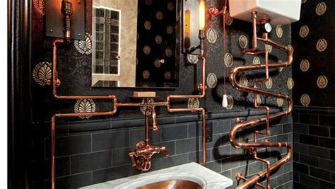 loo fit  doctor  steampunk bathroom fine