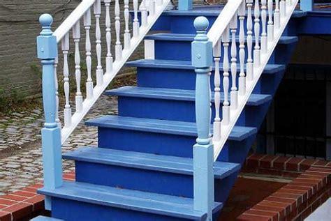 peindre un escalier tout en continuant 224 s en servir