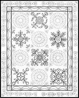 Coloring Pages Quilt Dover Adult Patchwork Publications Designs Quilts Printable Books Crazy Pattern Sheets Colorear Para Apliques Samples Doverpublications Coloriages sketch template