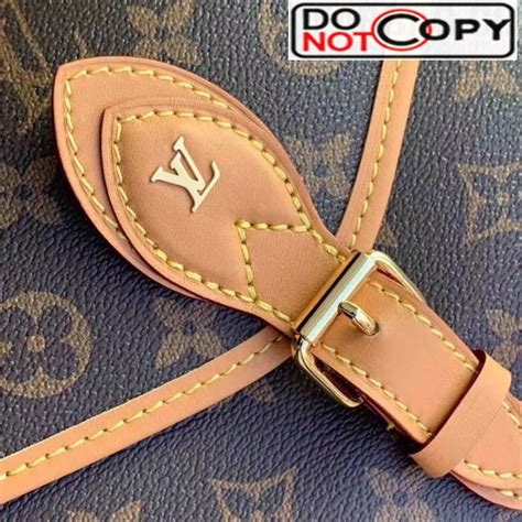 louis vuitton small lv ivy monogram canvas top handle bag  mq  ioffer