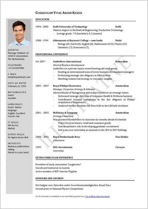 Need A Resume Template by I Need A Professional Resume Template Template Resume