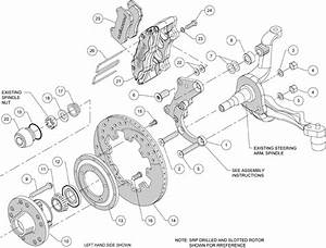 Wilwood Disc Brake Kit 69