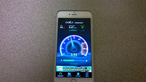 free iphone 6 test and keep speed test with sprint on the iphone 6 plus carolina