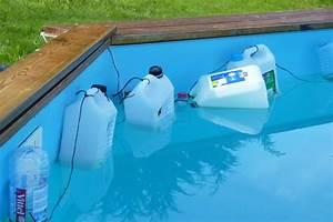 Piscine Hors Sol Plastique : hiverner une piscine hors sol bois les perrin ~ Premium-room.com Idées de Décoration