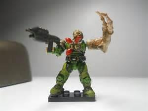 Halo Mega Bloks Custom Figures