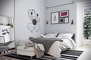Schlafzimmer Ideen Weiß : schlafzimmer ideen in wei 75 moderne einrichtungen ~ Michelbontemps.com Haus und Dekorationen