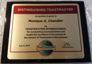 earn dtm district toastmasters