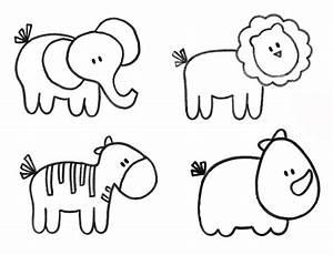 Ausmalbilder Tiere Ausmalbilder