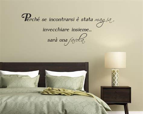 Murales Da Letto - interni decori adesivi murali wall stickers e quadri