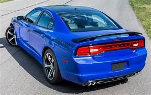 The 2013 Dodge Charger Daytona In Daytona Blue