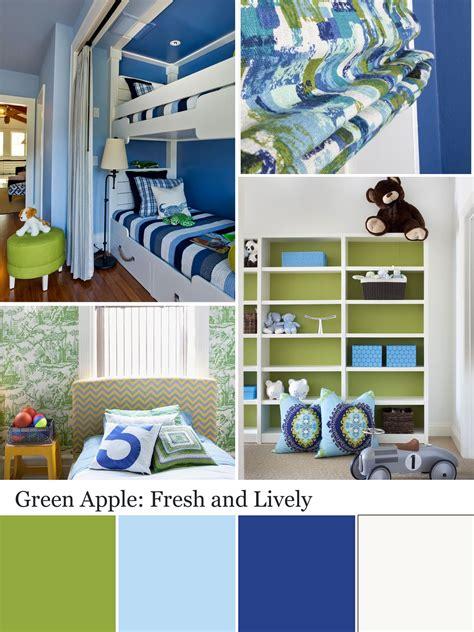 Kinderzimmer Grün Blau by Apple Green Color Palette Apple Green Color Schemes