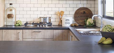 guide  kitchen benchtop materials bunnings warehouse